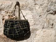 sac noir doré 1